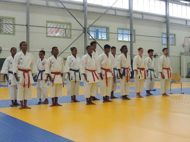 Tous les finalistes kata
